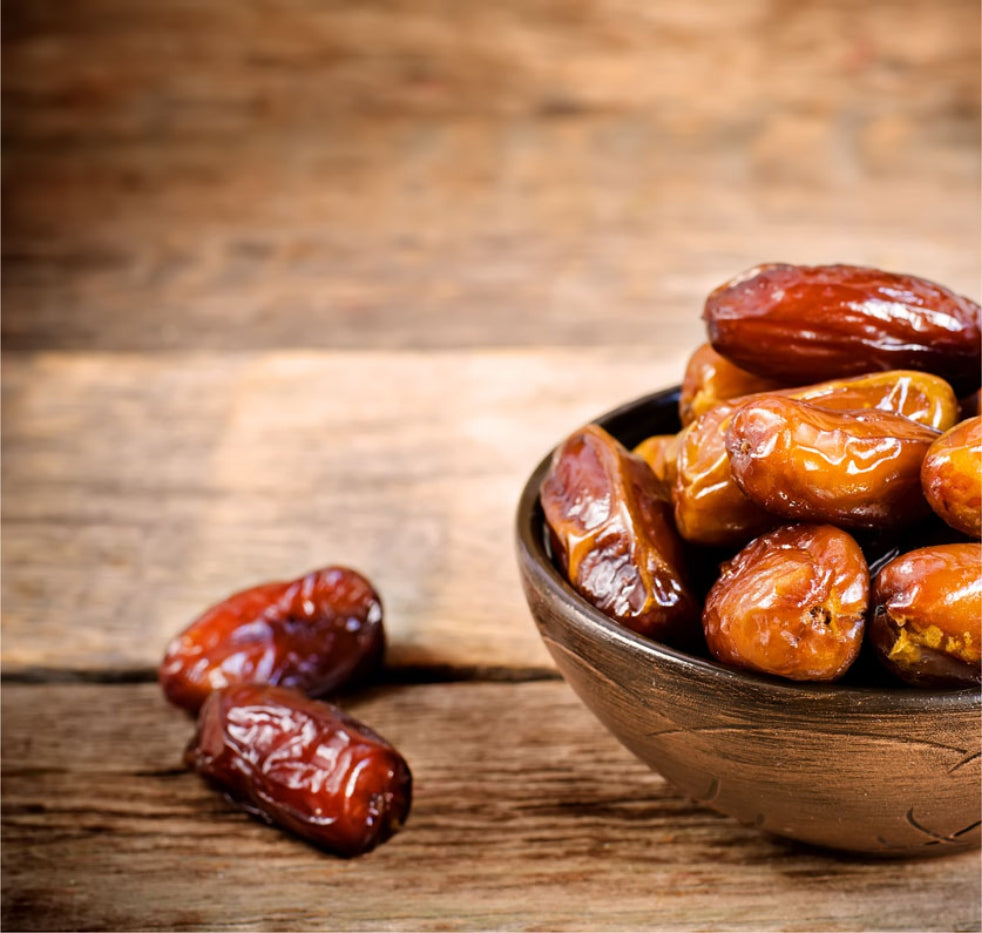 Why are dates popular in Ramadan?