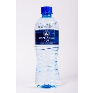 CAPE AQUA CASE OF 24 x 500ml