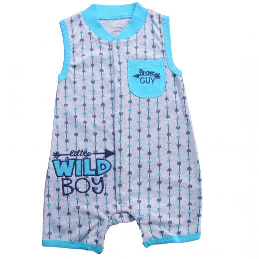 Mothers Choice Cotton Romper IR4512