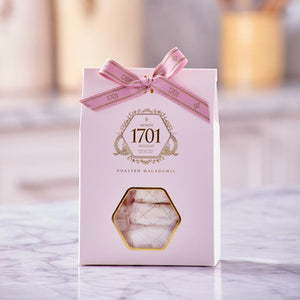 1701 Honey Nougat Roasted Macadamia 160g