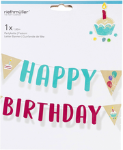 Happy Birthday Party Banner 13251