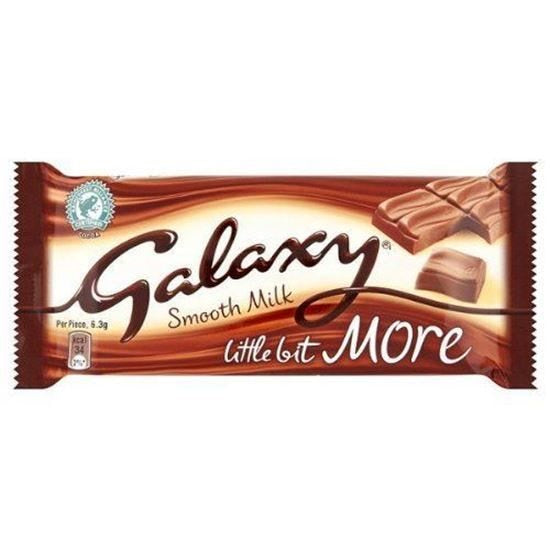 Galaxy Smooth Milk 75g