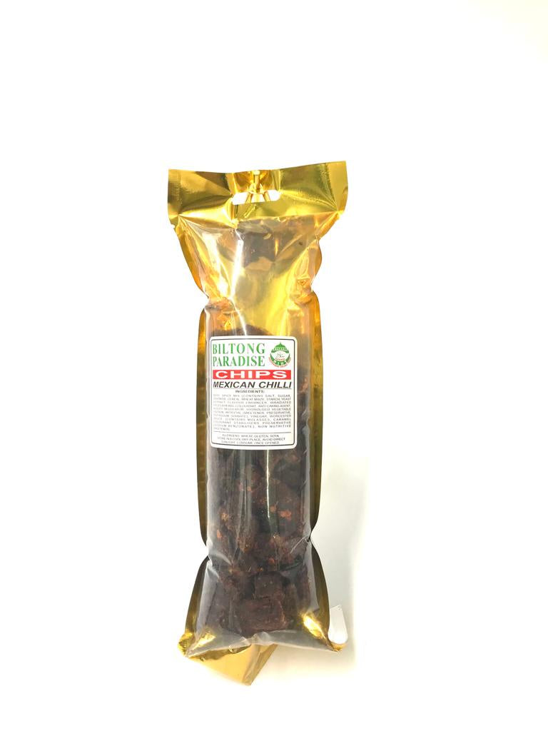 Biltong Paradise Chips Mexican Chilli 100g