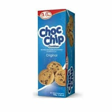 De Vries Choc Chip Cookie Original 150g