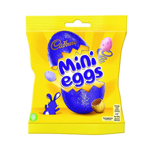 Cadbury Mini Eggs Bag 80g