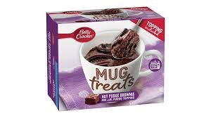 Betty Crocker Mug Treat Hot Fudge Brownie