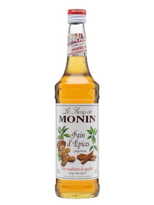 Monin Gingerbread 1L