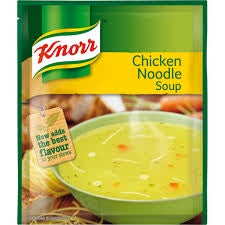 Knorr Packet Soups Chicken Noodle 50g