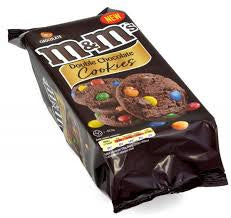 M&M's Cookies Double Chocolate 180g
