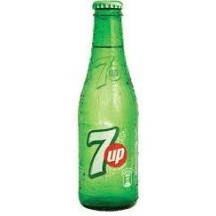 7up Glass Bottle 250ml