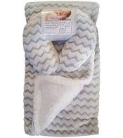 Mothers Choice Infant Pillow Blanket BLK2938