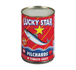 Lucky Star Fish In Tomato Sauce 400g
