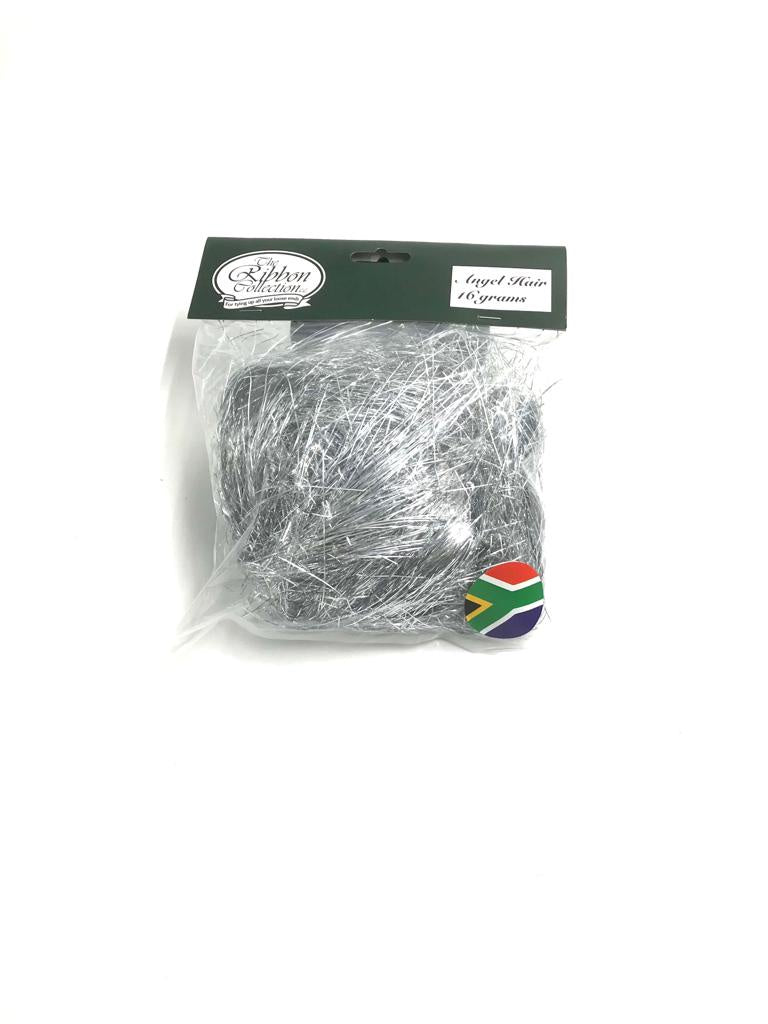 Angel Hair Luxury Silver 16g
