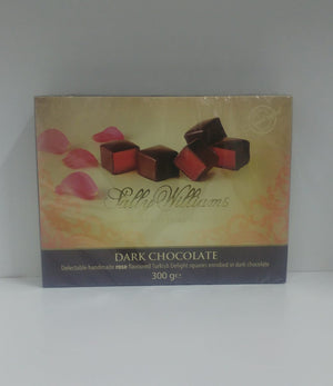 SALLY WILLIAMS TURKISH DELIGHT DARK CHOC 300g