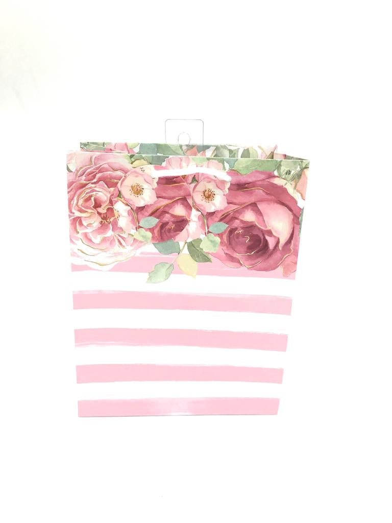 Gift Bag Medium French Posey  2807GB48