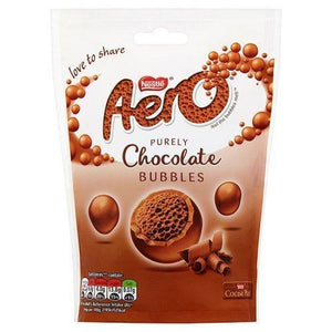 Aero Bubbles Milk 102g pouch