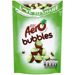 Aero Bubbles Mint 102g pouch