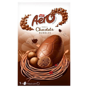 Aero Milk Bubbles Easter Egg 124g