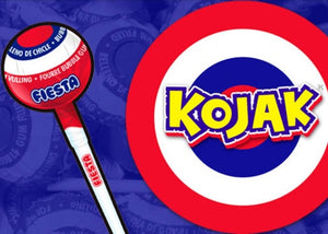 Fiesta Kojak Cherry Lolly Pop Loose