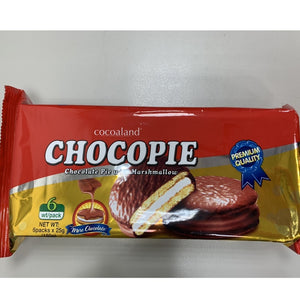 Chocopie Chocolate Pie