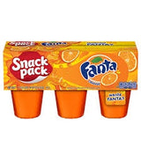 Fanta Orange Snack Pack 6's