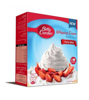 Betty Crocker Whipping Cream Mix 2 Sachets