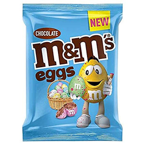 M&M's Milk Chocolate Mini Egg Bag 80g