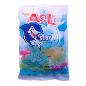 Asli Shark Gummy Oil Coated 100g