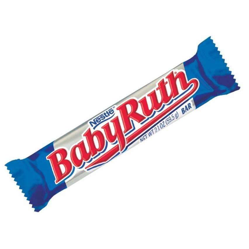 BABY RUTH CHOCOLATE BAR 59.5g