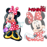 BIG FOIL BALLOON MINNIE 48cm X 81cm 26374