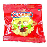 BISCONNI COCOMO CHOC FILLED BISCUITS 21g