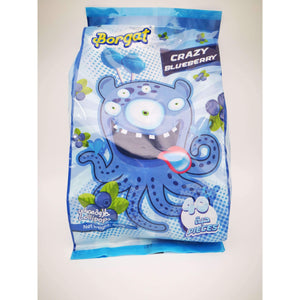 BORGAT CRAZY BLUEBERRY LOLLIES 40pcs