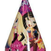 BRATS PARTY HATS 5PC