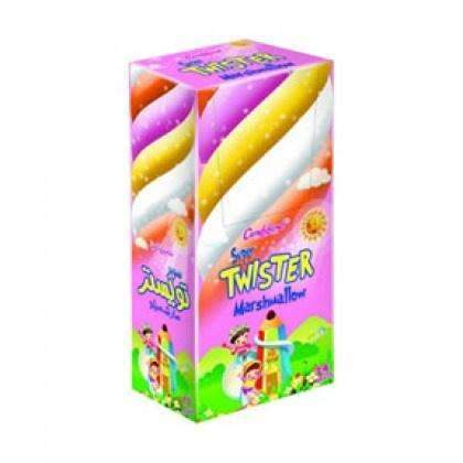 CANDYLAND LOOSE SUPER TWISTER MALLOW