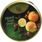 CAVENDISH & HARVEY MIX FRUIT DROPS 200g