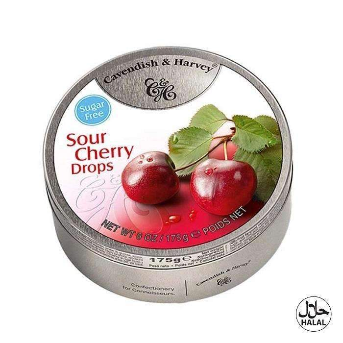 CAVENDISH & HARVEY SUGAR FREE CHERRY 175