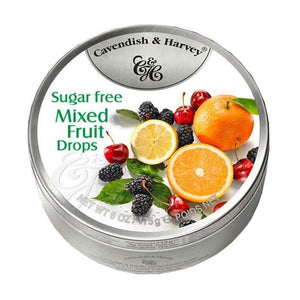 CAVENDISH & HARVEY SUGAR FREE MIXED FRUI