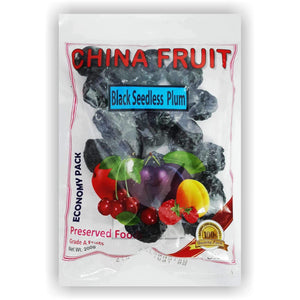 CF BLACK SEEDLESS PLUM 200g