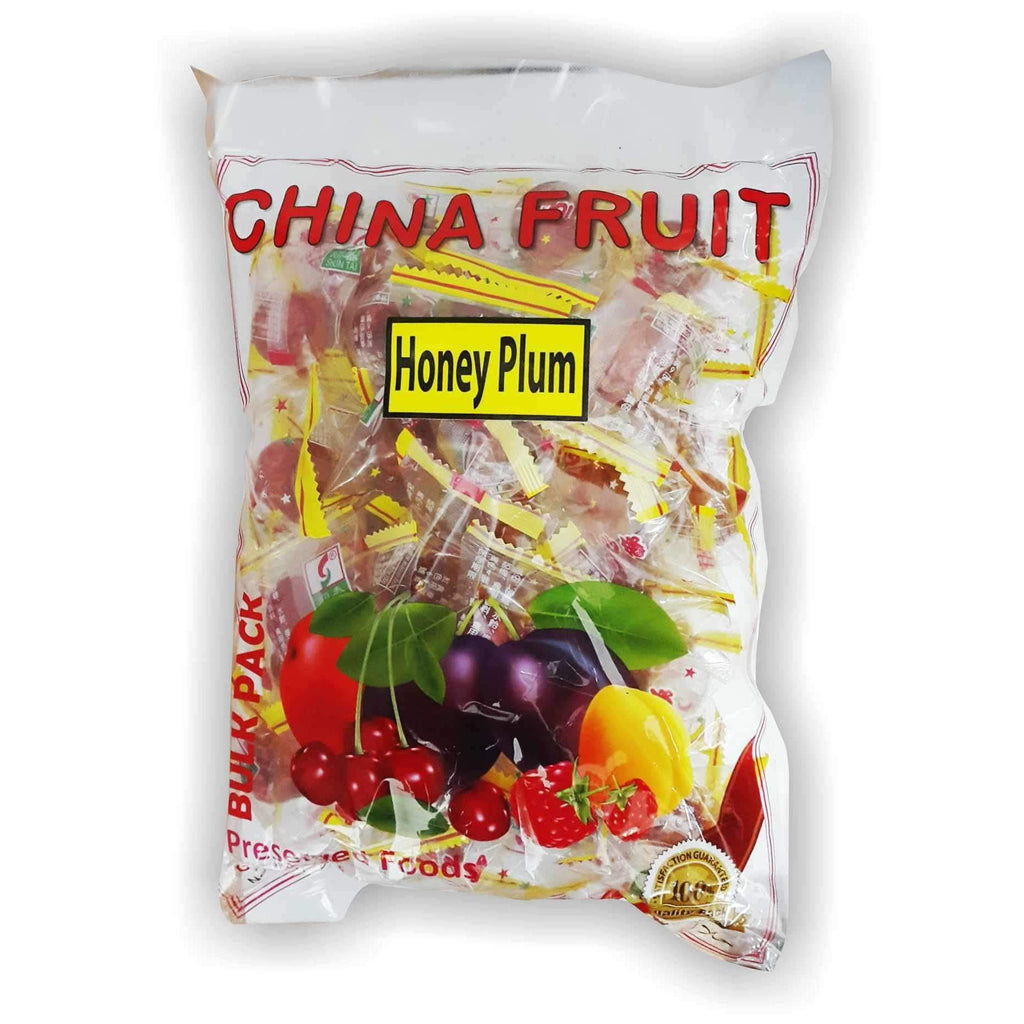 CF HONEY PLUM BULK PACK 500g