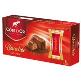 COTE D'OR BOUCHEE MILK 8PC