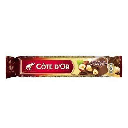 COTE D'OR NUTS MILK 45g