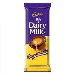 DAIRY MILK CARAMELLO 88g SLAB