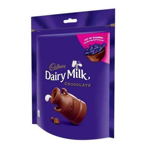 DAIRY MILK MINI'S 204g BAG