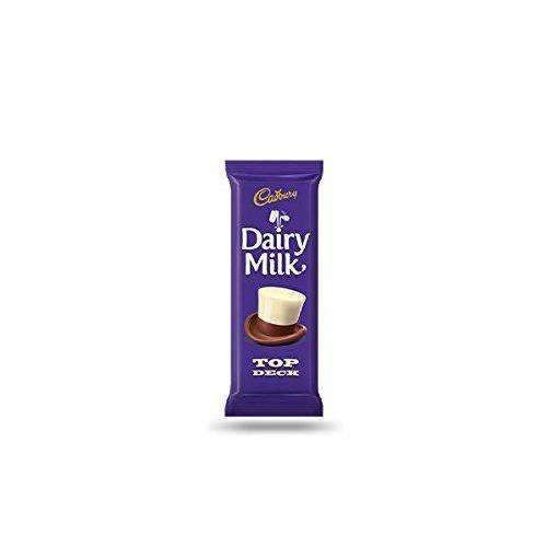 DAIRY MILK TOP DECK 80g SLAB