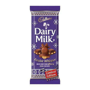 DAIRY MILK WHISPERS SLAB 80g