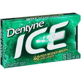 DENTYNE ICE SPEARMINT SPLIT PACK 16PCS
