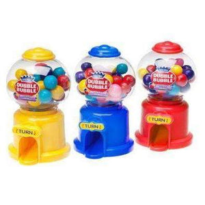 DUBBLE BUBBLE GUM BALL MACHINE MINI