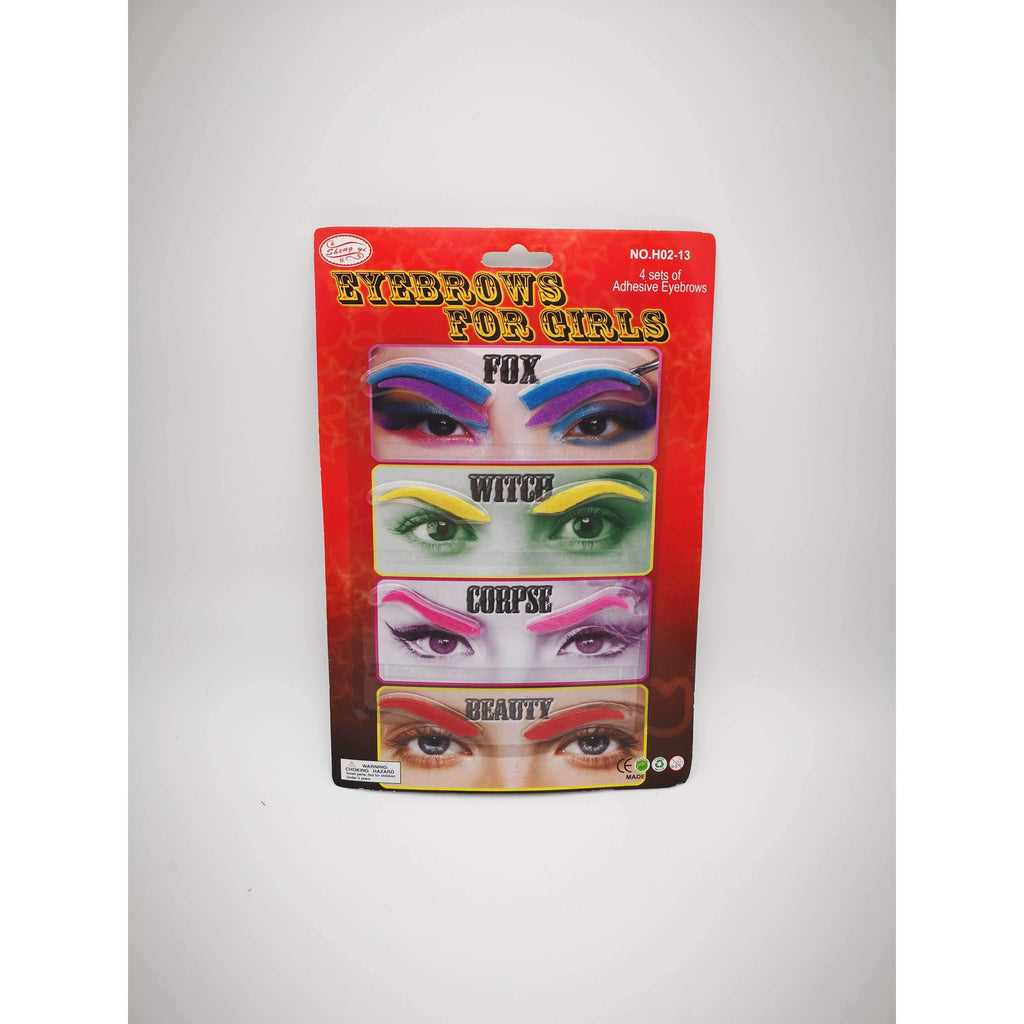 EYEBROW SET ASSORTED COLOURS