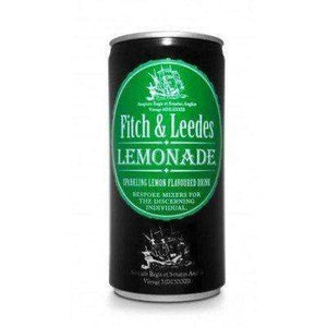 FITCH & LEEDES 200ml CAN LEMONADE