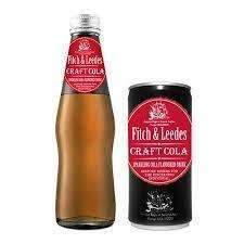 FITCH & LEEDES GLASS CRAFT COLA 200ml
